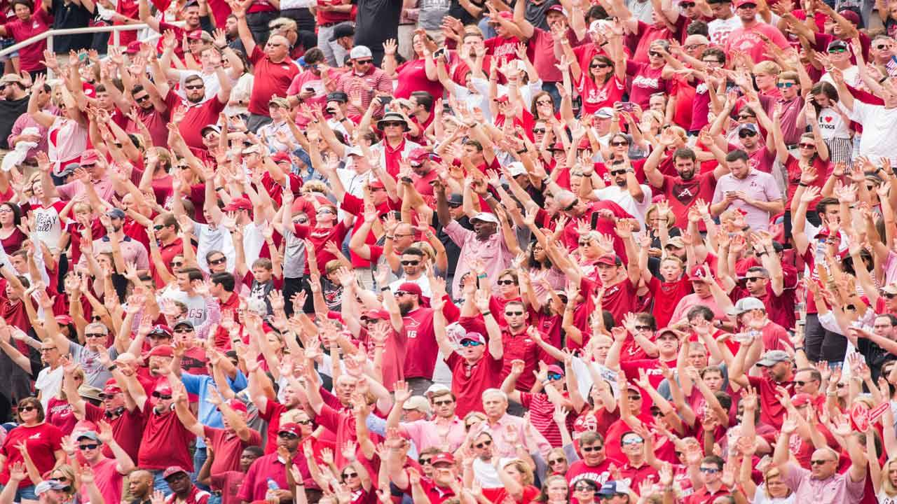 Arkansas Razorbacks Hog Call 2018