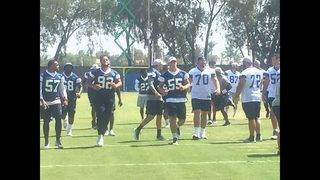 Greg Simmons' Cowboys Camp Blog: Another camp fight, and dinner with Tom