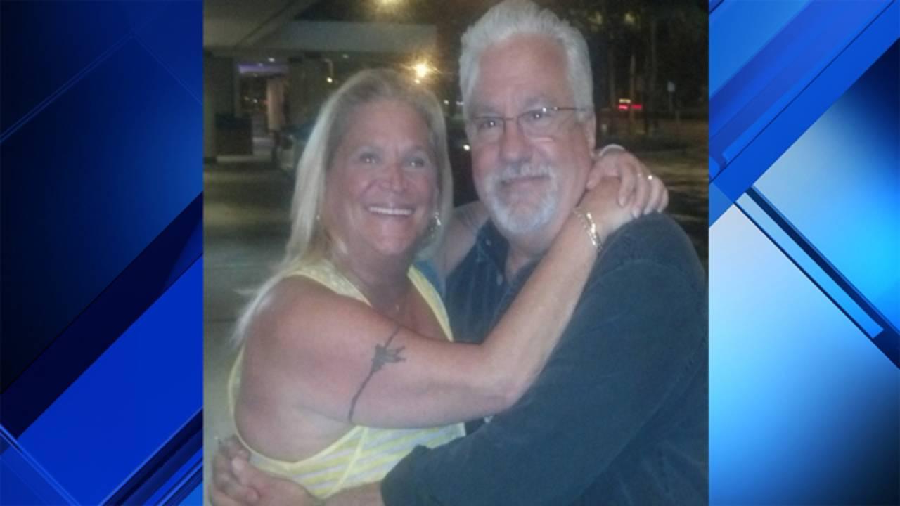 Joy Shupnick and husband