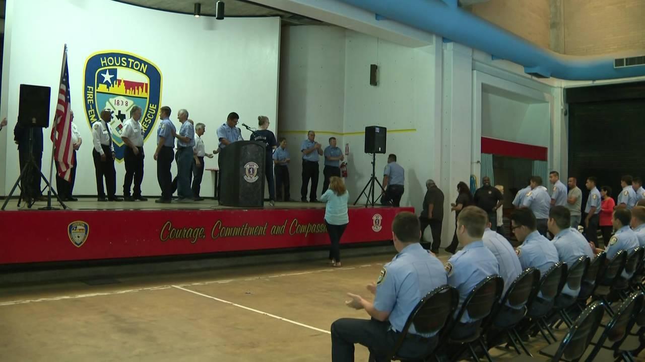 HFD cadets get sworn in 08302019