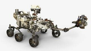 Contest gives students chance to name next Mars rover