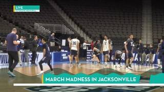 Rance Gets a Sneak Preview of the March Madness Tourney at the Memorial&hellip&#x3b;