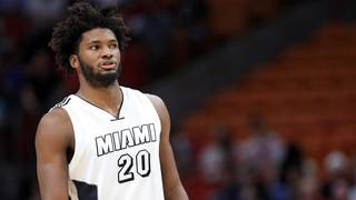 Heat, Winslow agree to extension