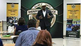Clay County unveils Sheriff's Office citizens' academy