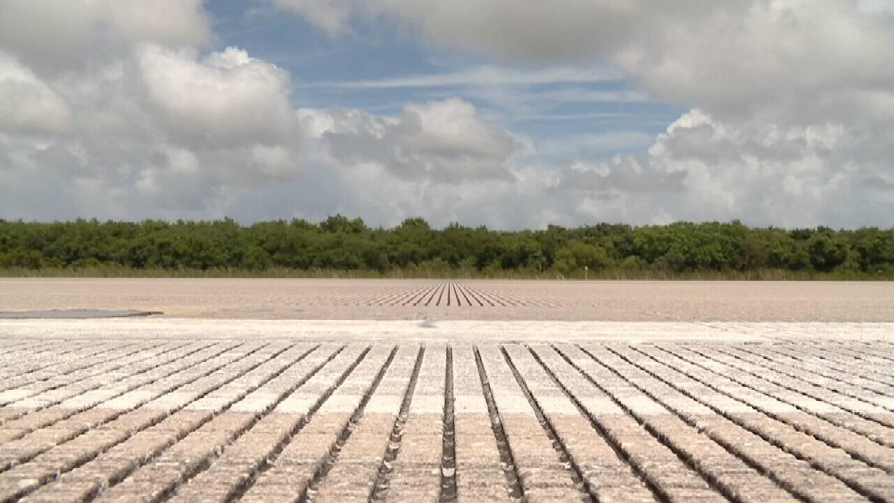 LLF Runway grid