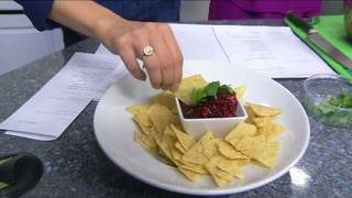 Daytime Kitchen: Blackberry & Lime Salsa