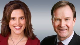 WDIV/Detroit News poll: Whitmer keeps double-digit lead on