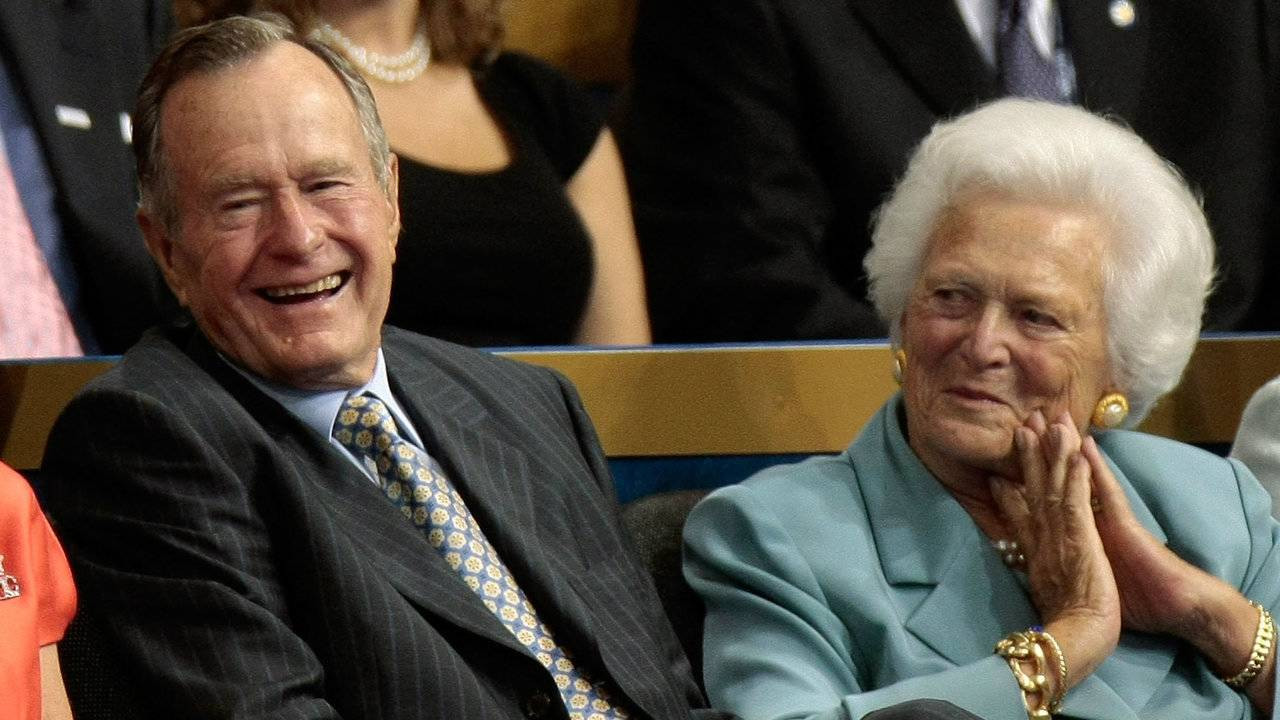 Love Between George H W Bush Barbara Bush Withstands Time