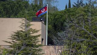 US authorities make arrest in raid on the North Korean Embassy in Madrid