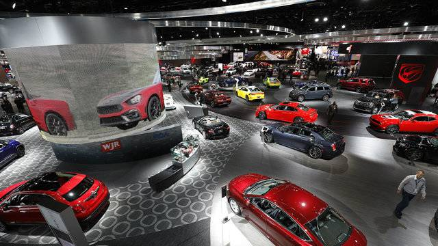 Detroit Auto Show What You Need To Know - International car show