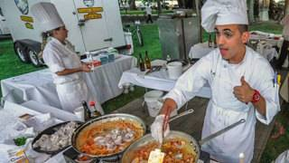 Thousands expected for Shrimp & Grits Festival
