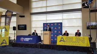 Liberty University to join ASUN Conference
