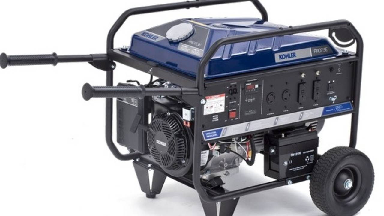 Top-rated portable generators by Consumer Reports