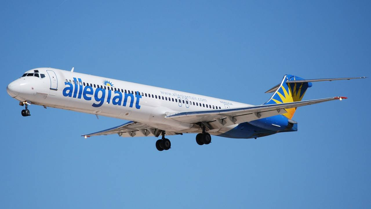 Allegiant Adds Flights From Louisville Norfolk To