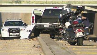 Man killed in crash at FM 1960 at North Freeway