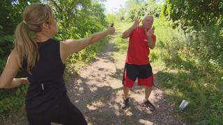 How to Fight Off an Attacker While Jogging