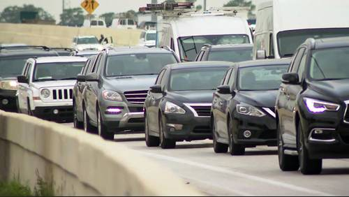3 construction zones Houston drivers should avoid this weekend