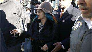 Cardi B shows up to court and avoids potential arrest