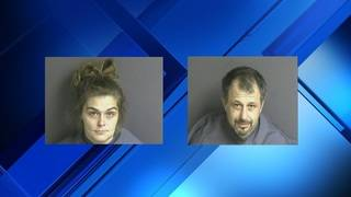 Two arrested for meth lab at Rocky Mount motel