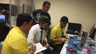 Puerto Rico's first satellite being built for UCF mission