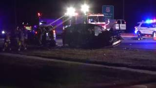 At least 4 injured in Osceola County crash, FHP says