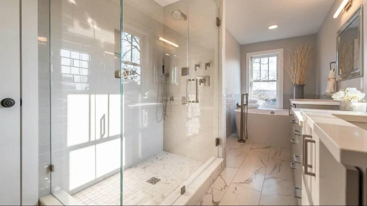 103 W Davis master bath