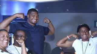 Jaguars' Campbell using bowling for team building, charity fundraising