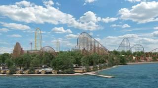 Cedar Point To Open Tallest Fastest Hybrid Roller Coaster