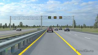 MDOT to launch flex route on US-23 to ease rush hour traffic
