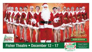 4 tickets to Christmas Wonderland, $100 gift cards to Bronner's and&hellip&#x3b;