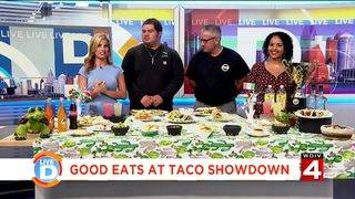 Get your taco on at the Taco Showdown at Eastern Market this weekend