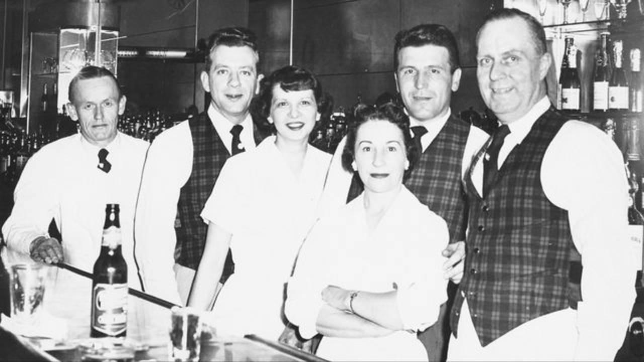 Staff at Diamond Jim Brady's