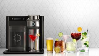 Keurig to allow consumers to be instant bartenders at home