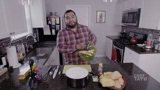 Chef Tatu shares his recipe for Tepache