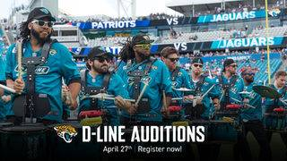Jaguars hold D-Line auditions this Saturday