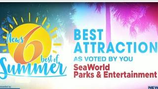 Best of Summer attraction winner: SeaWorld Parks and Entertainment