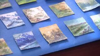 What's Up South Texas: San Antonio artist wins world record for mini art