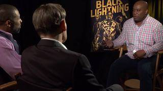 Rance sits down with Black Lightning's Cress Williams
