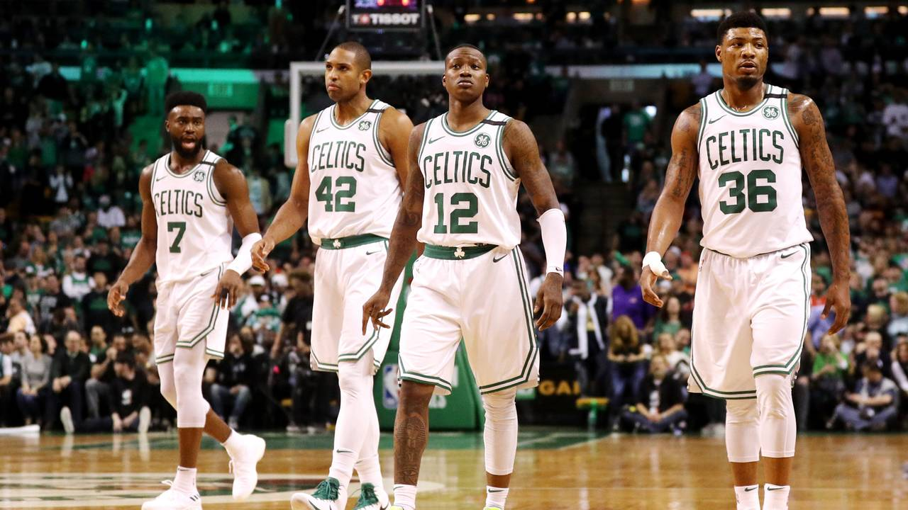 d6efbbe3 The future is now for surprising Boston Celtics