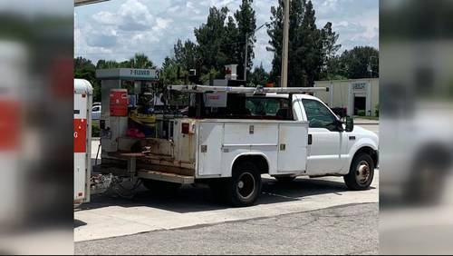 Decorated Navy veteran's stolen welding truck found, tools still missing