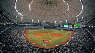 Tampa considers bringing Major League Baseball back to Montreal