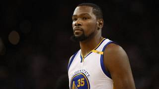 Durant becomes 2nd youngest to 20,000 points