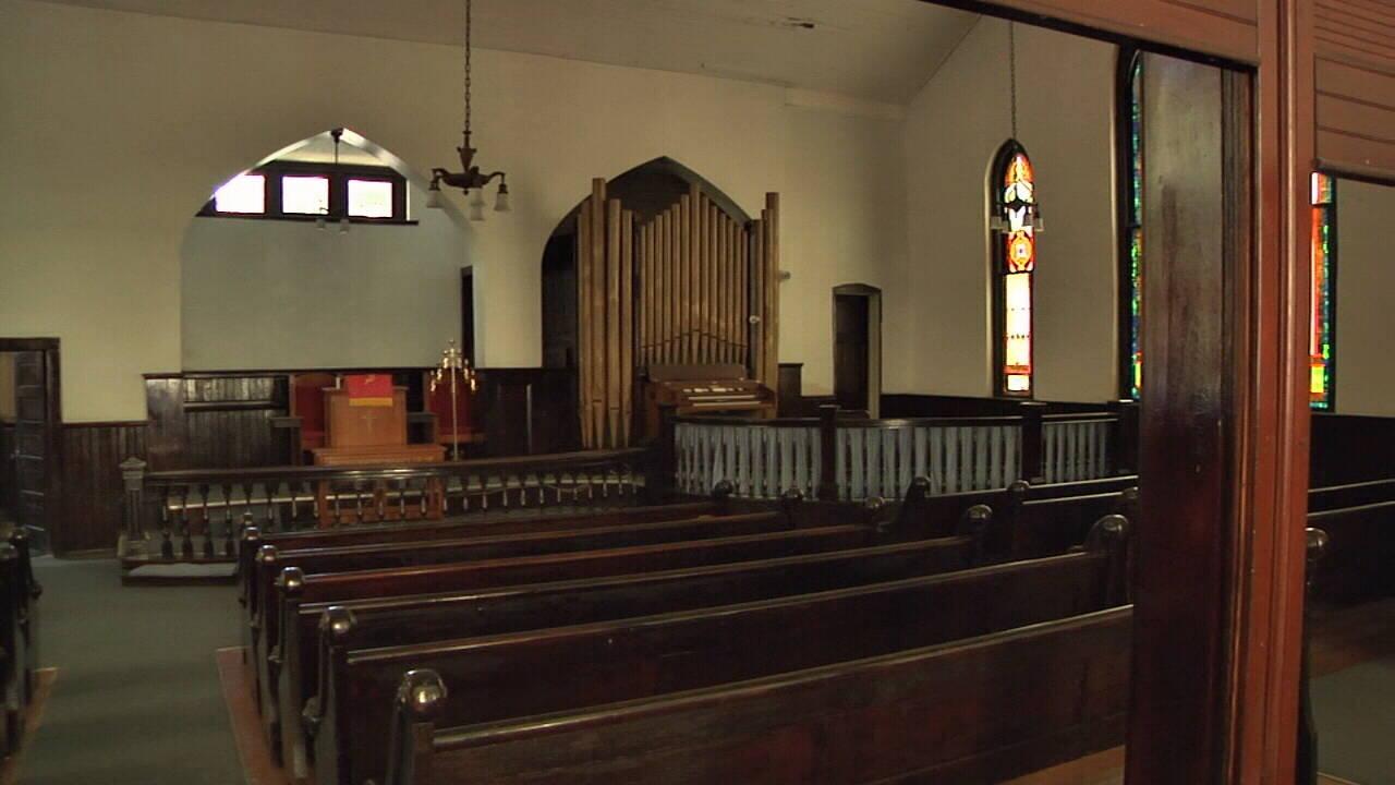 10-02 historic St. Augustine church inside