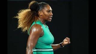 Serena Williams crushes Eugenie Bouchard at Australian Open