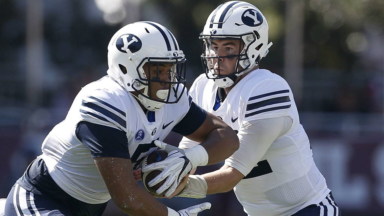 Byu Football Vs Arizona Time Tv Schedule Game Preview Score