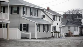 Millions at risk of chronic flooding this century, new study says