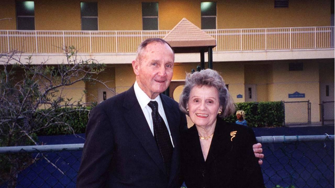 Alvah and Betty Chapman