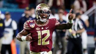 Francois' uncle says QB has entered name in transfer portal