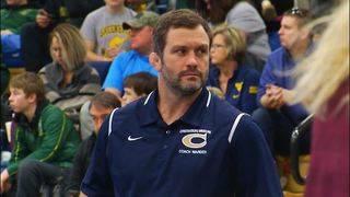 Christiansburg wins Big Blue wrestling tournament