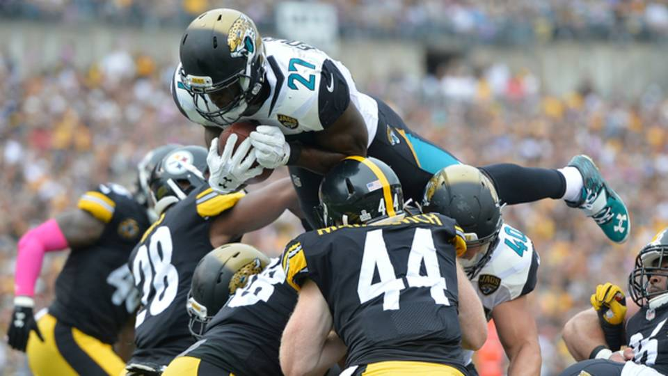 Jags at Steelers
